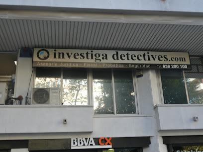INVESTIGA DETECTIVES