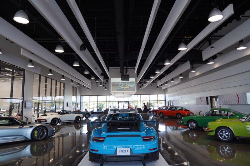 ポルシェ・エクスペリエンスセンター東京 (Porsche Experience Center Tokyo)