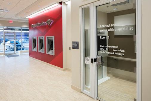 Bank of America Advanced Center