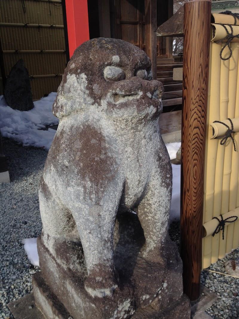 姥神社・本薬師・聖観音