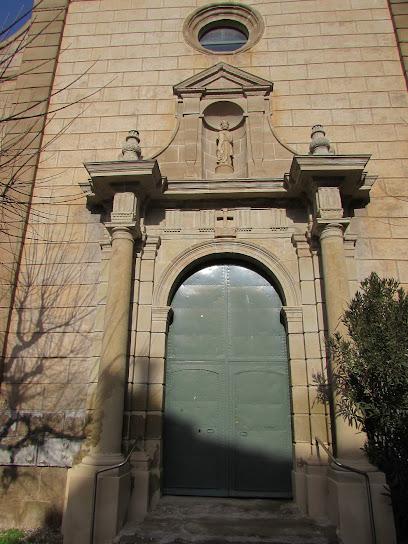 Sant Salvador de Tarroja de Segarra