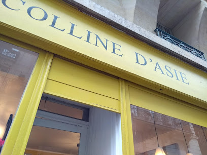 photo du restaurant Colline d'Asie