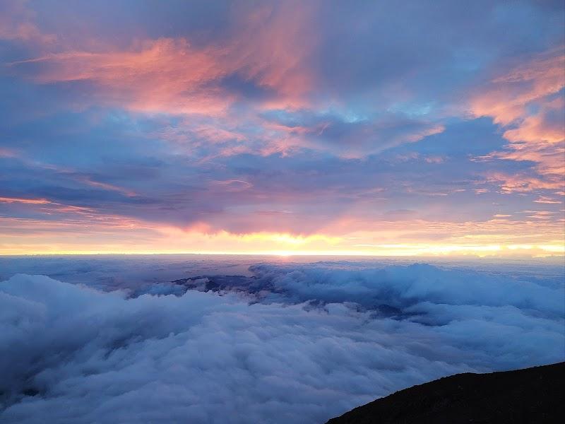 富士山八合目元祖室