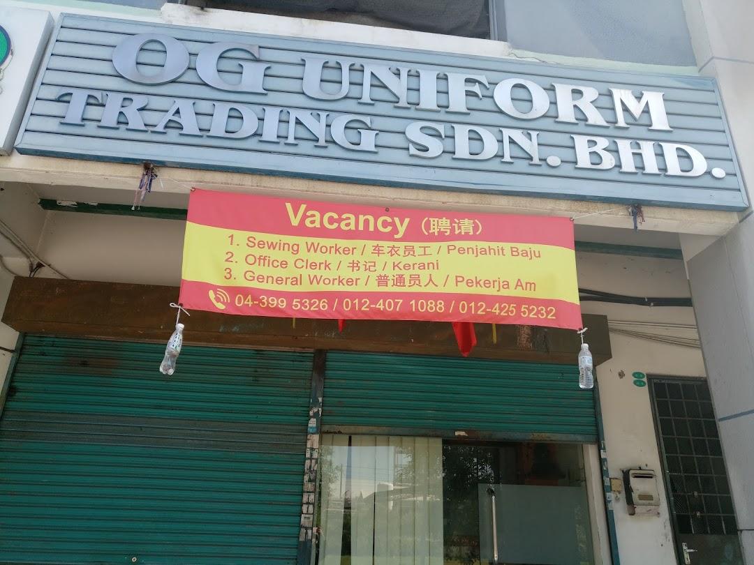 O. G. Uniform Trading Sdn. Bhd.