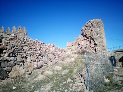 Castle of Aranda de Moncayo
