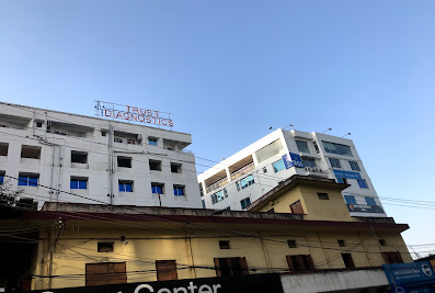 Trust Diagnostic – Best Diagnostic Centre in Ranchi