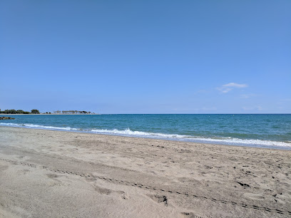 Playa de 'Quitapellejos - Palomares'