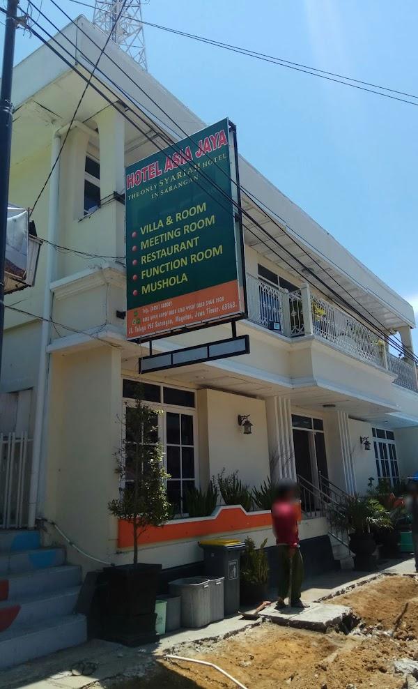Hotel Asia Jaya Syariah