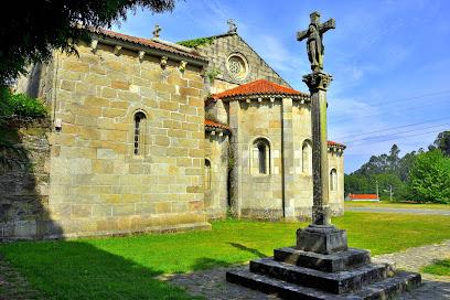 Mosteiro de San Salvador de Bergondo