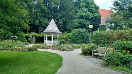 Streidlgarten-Rosen Park