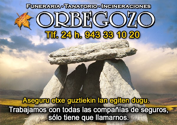 Funeraria Orbegozo Tanatorio Incineraciones Errenteria