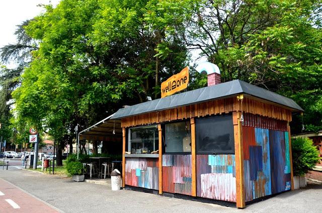 Welldone Burger Bologna (Kiosk via Calori)