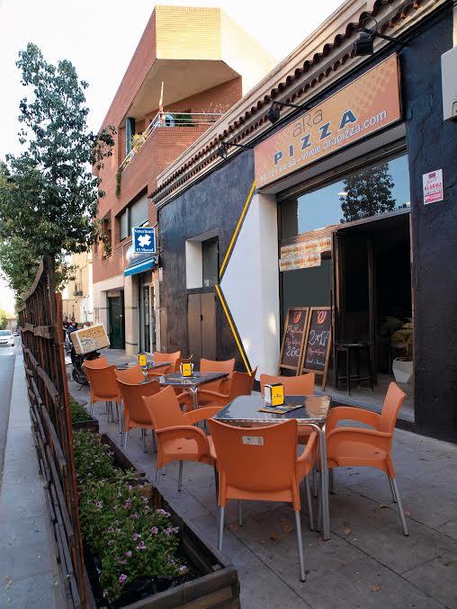 Ara Pizza Av. Pau Casals, 23, 08192 Sant Quirze del Vallès, Barcelona