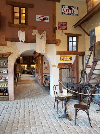Museum La Rue Du Temps Qui Passe