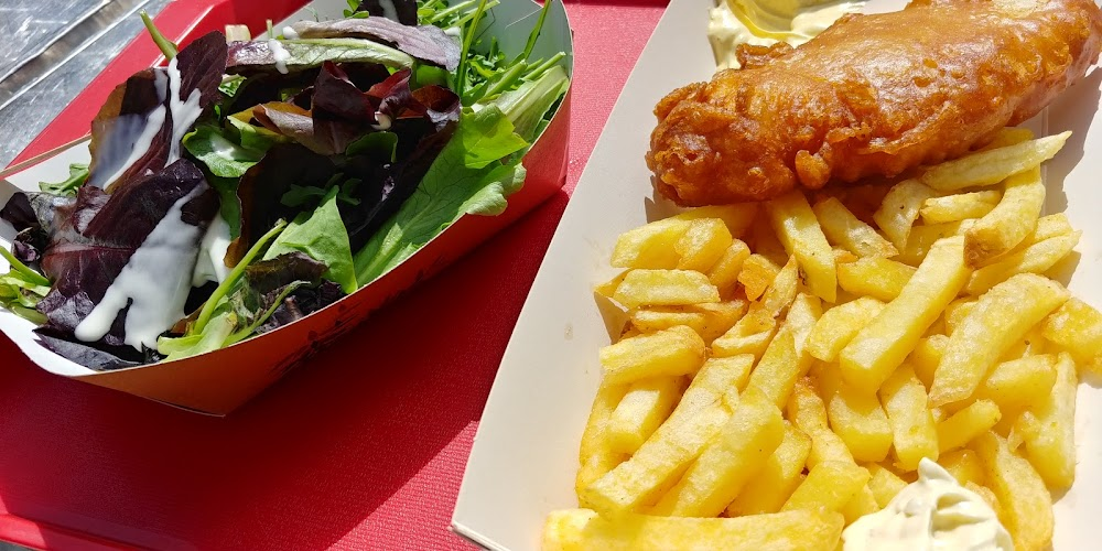 photo du resaurant Fish And Chips