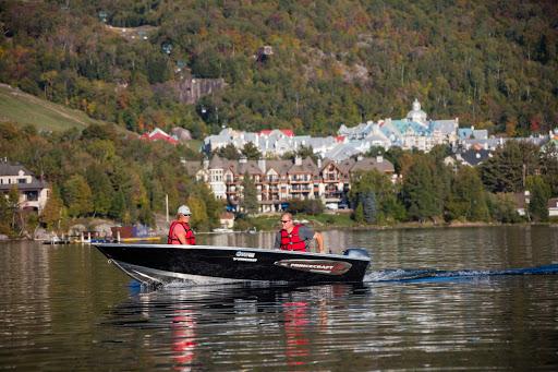 Boat Rental Center Nautique Pierre Plouffe (Tremblant) Inc. in Mont-Tremblant (QC) | AutoDir