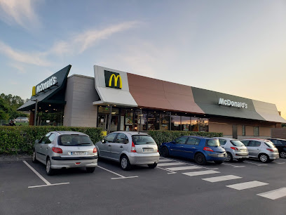 photo du restaurant McDonald's