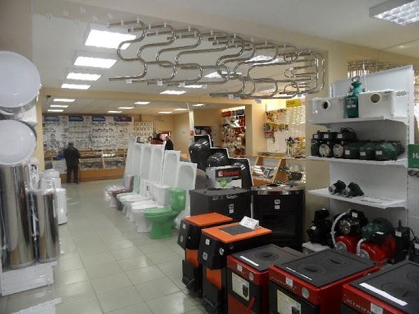 Магазин сантехники «Компания Санремо» в городе Хабаровск, фотографии