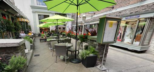 Café-Terrasse La Nouvelle-France