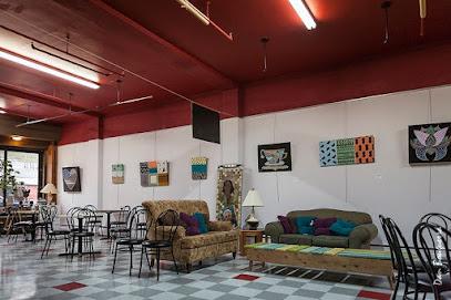 La Factrie, café culturel