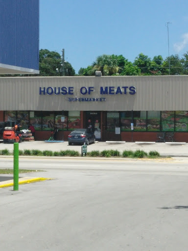 Grocery Store «House Of Meat Supermarket», Reviews And Photos, 202 N 25th  St, ...