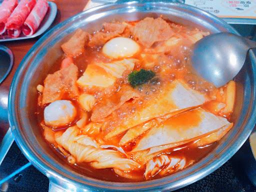 『 兩餐 』 두끼 韓國年糕火鍋吃到飽-桃園店