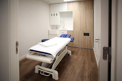 imagen de masajista Wellness Center Pozuelo