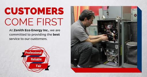 Air Conditionné Zenith Eco Energy à Ottawa (ON) | LiveWay