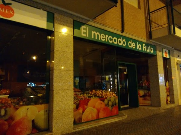 El Mercado De La Fruta - Alex