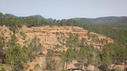 Cañón de Talayuelas (Formación geológica
