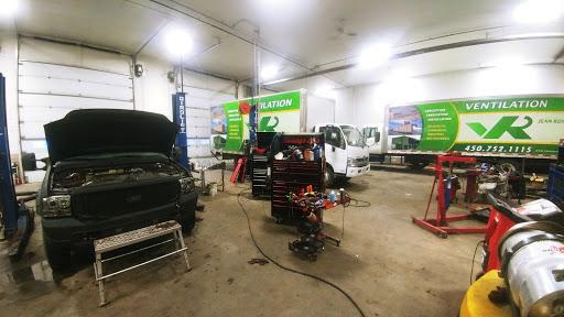 Truck Repair Centre Du Camion Léger Lanaudière Inc in Joliette (Quebec) | AutoDir