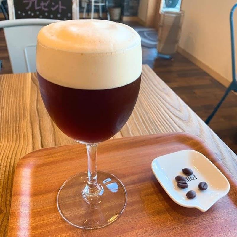 ハードバップコーヒー四日市コーヒー店