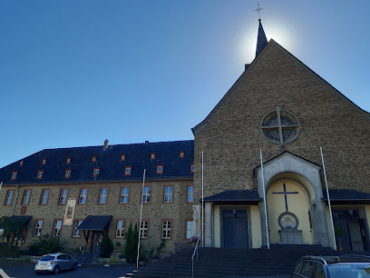 Wallfahrtskirche St. Hildegard