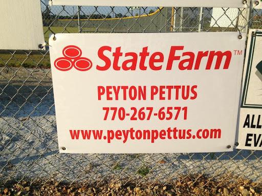 State Farm: Peyton Pettus, 110 N Broad St, Monroe, GA 30655, Auto Insurance Agency