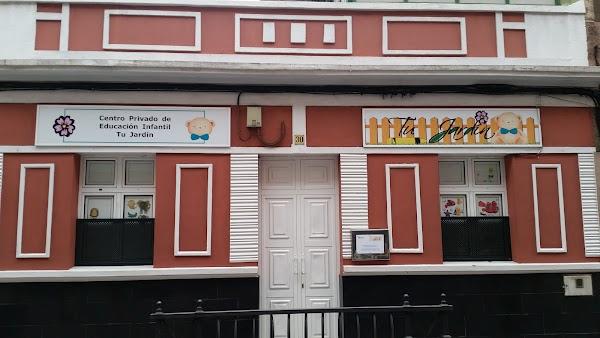 CENTRO PRIVADO DE EDUCACION INFANTIL TU JARDIN
