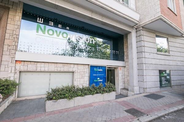 Clínica Novovisión Madrid