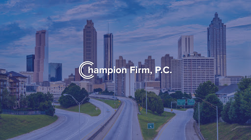 The Champion Firm, P.C., Paces Cumberland, 2675 Paces Ferry Rd SE #260, Atlanta, GA 30339, Personal Injury Attorney