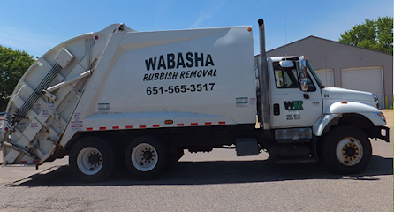 Garbage collection service Wabasha Rubbish Removal LLC