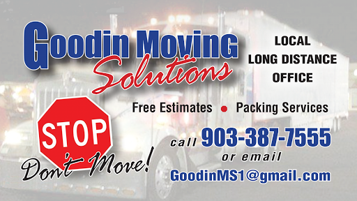 Mover «Goodin Moving Solutions», reviews and photos