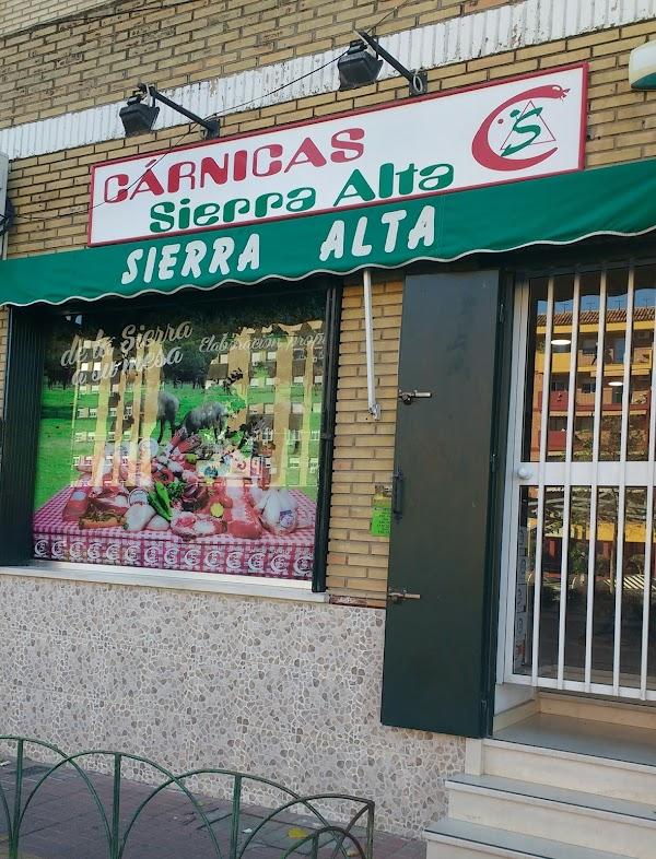 Cárnicas Sierra Alta S L