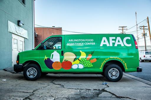Arlington Food Assistance Center (AFAC), 2708 S Nelson St, Arlington, VA 22206, Food Bank