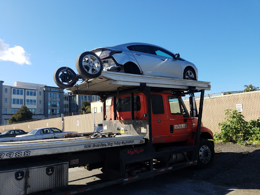 Auto Body Shop «Chilton Auto Body», reviews and photos, 166 Wisconsin St, San Francisco, CA 94107, USA