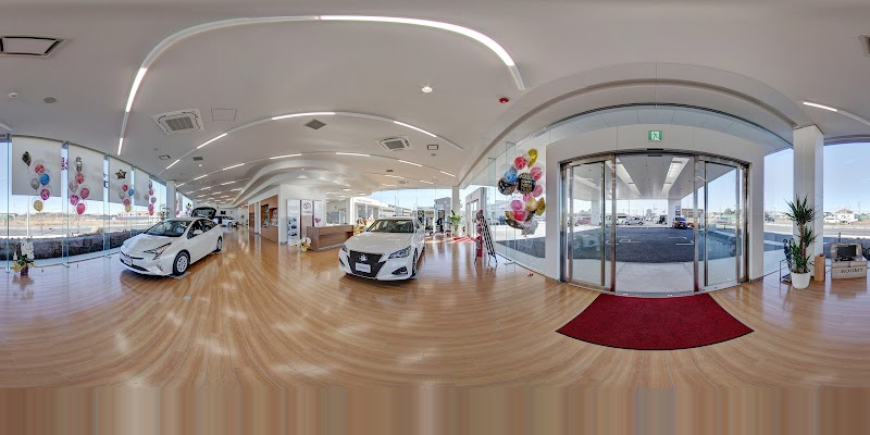 茨城トヨタ自動車株式会社 つくばみどりの店