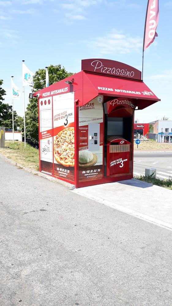 photo du resaurant Pizzassino