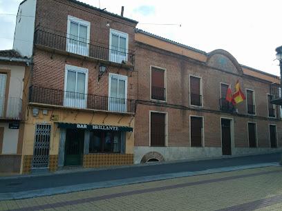 Ayuntamiento de Siete Iglesias de Trabancos Centralita