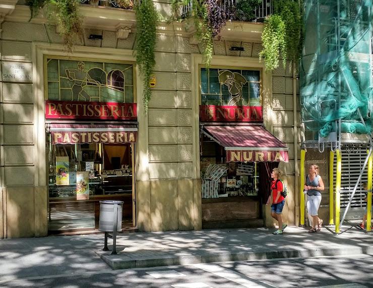 Pastisseria Núria Passeig de Sant Joan, 166, 08037 Barcelona