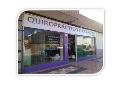 imagen de masajista Quiropráctico Cartagena
