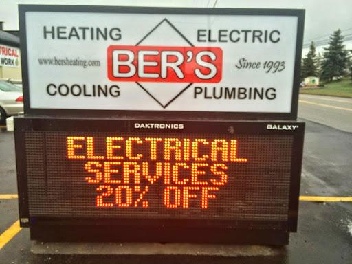 Hvac Contractor 171 Bers Hvac Plumbing Amp Electric 187 Reviews