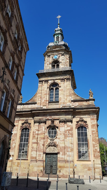 Basilica of St. John the Baptist, Saarbrücken