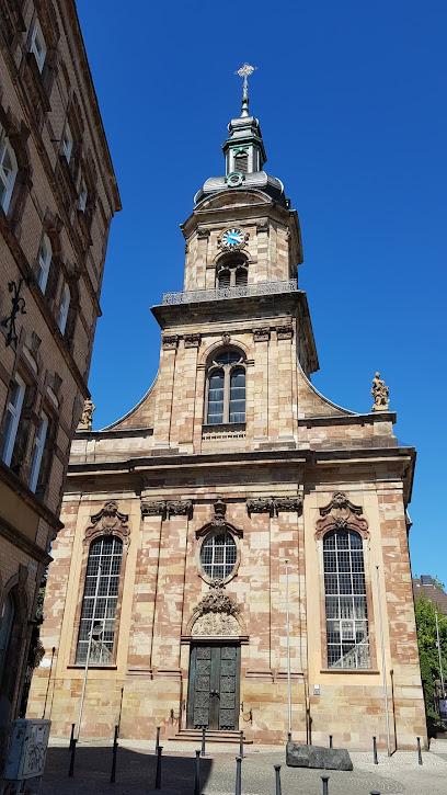 Basilica of St. John the Baptist, Saarbrücken